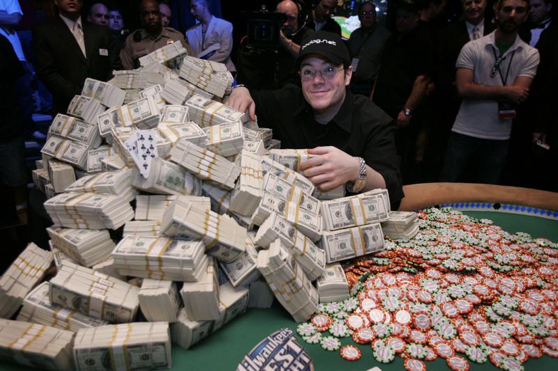 professional poker strategy