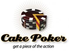 Cake Poker Logo