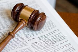 Law Gavel