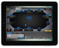 888Poker iPad App
