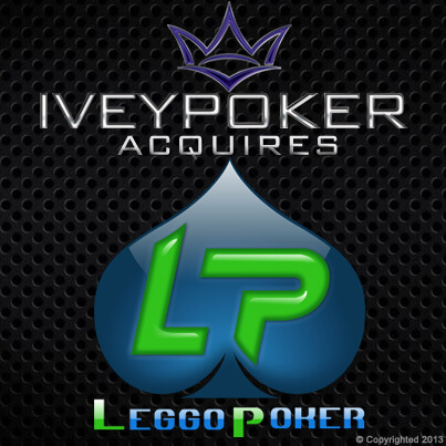 Ivey Poker Buys Leggo Poker