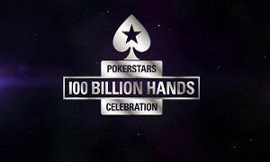 PokerStars 100 Billion Hands