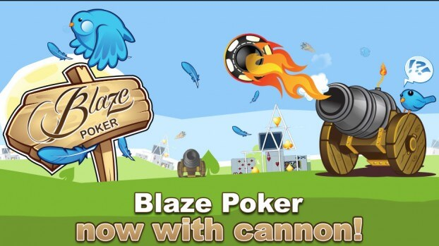 Blaze Poker with Cannon