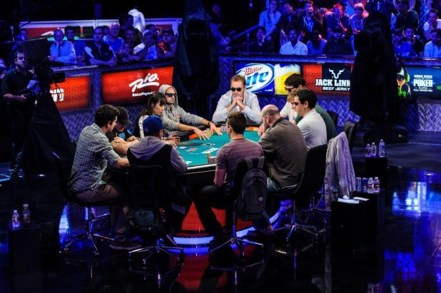 WSOP 2013 Main Event November Nine