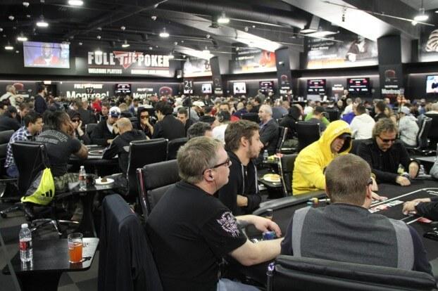 Full Tilt Poker - Montreal Festival