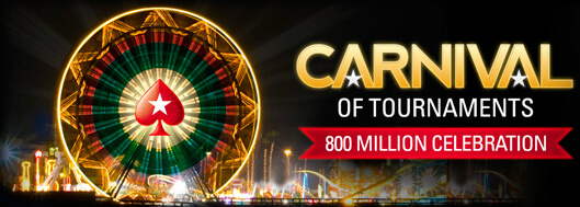 PokerStars - Carnival of Tournaments