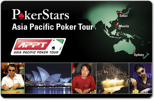 PokerStars Announces Season 8 Schedule of APPT
