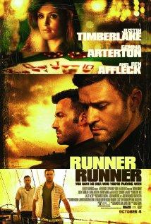 Runner Runner (2013) Movie Poster